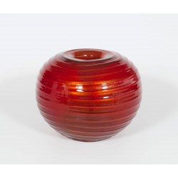 talian Murano Glass Vase, attributed to Seguso,circa 1960s