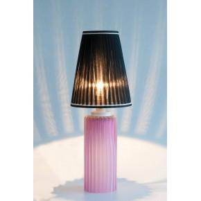 Italian Murano Glass Table Lamp, Cenedese, 1970s