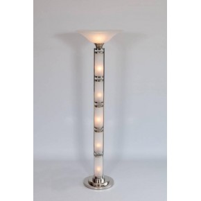 Floor Lamp in Murano Glass, circa 1970s