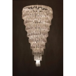 Italians Murano Chandelier, from, circa 1970s